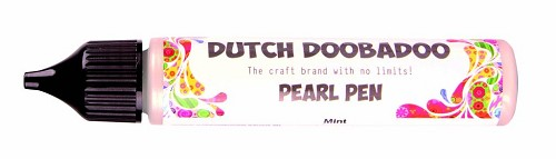 Dutch Doobadoo - Dutch Pearl Pen - Mint