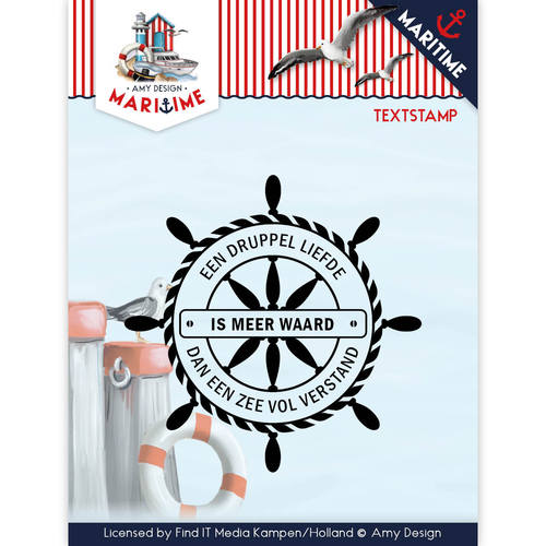 Amy Design - Clearstamp - Maritime