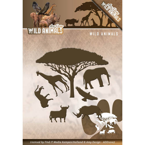 Amy Design - Die - Wild Animals - Wild Animals