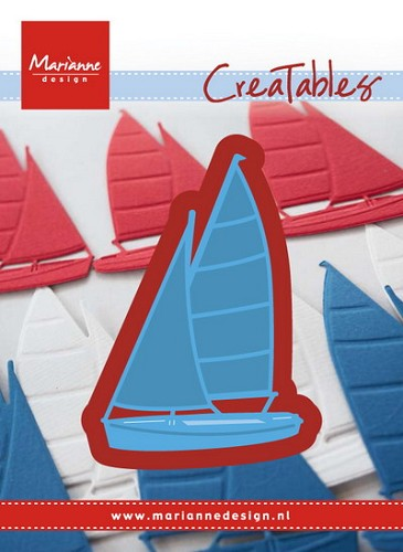 Marianne Design - Die - Creatables - Sailboat