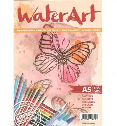 Waterart - Aquarellpapier - 1068