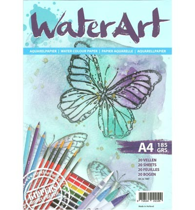 Waterart - Aquarellpapier - 1067