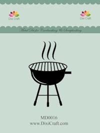 Dixi Craft - Die - Barbecue Grill