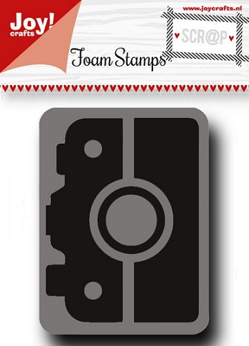 Joy!Crafts - Scrap foam - Camera