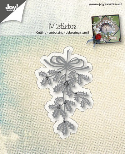 Joy!Crafts - Stencil - Mistletoe