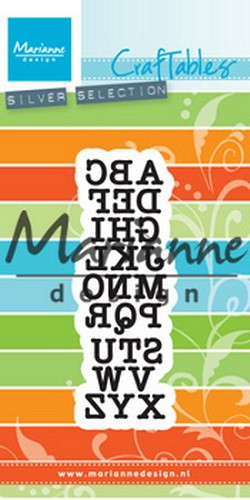 Marianne Design - Die - Crafttables - ABC