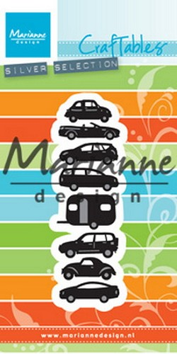 Marianne Design - Die - Craftables -  Cars