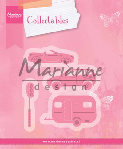 Marianne Design - Die - Collectables - Cars