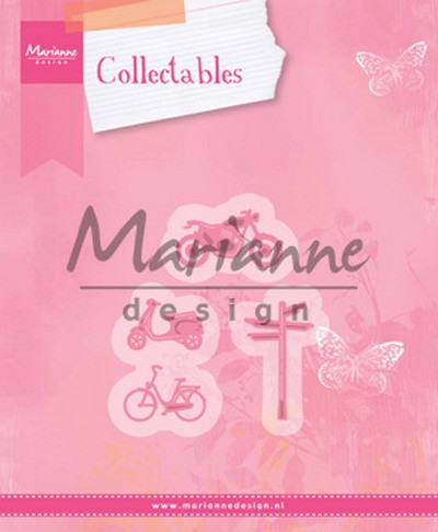 Marianne Design - Die - Collectables - Bicycle