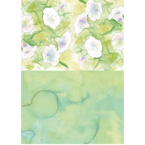 Jeanines Art - Backgroundsheets - With Sympathy