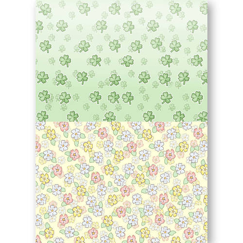 Yvonne Creations - Background Sheets - Get Well Soon
