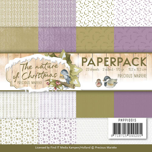Precious Marieke - Paperpack - The Nature of Christmas