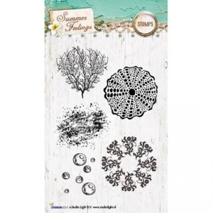 Studio Light - Stamps & Cuts - Summer feelings nr 191