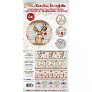 Studio Light - Krimpfolie - Scandinavian christmas sleeves