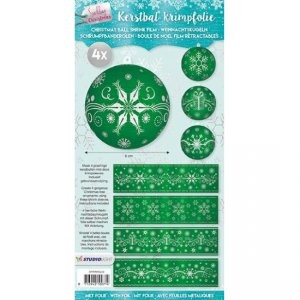 Studio Light - Krimpfolie - Sparkling christmas sleeves 03