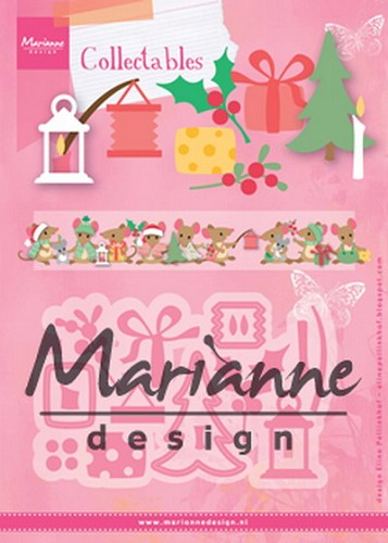 Marianne Design - Die - Collectables  - Eline`s christmas decoration