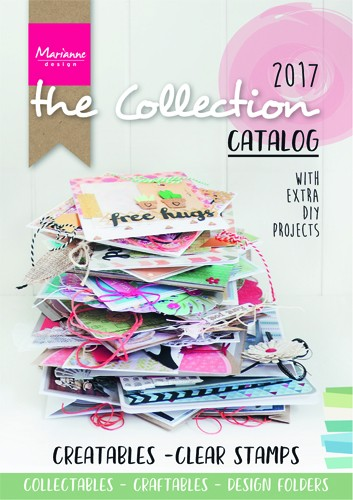 Marianne Design - Catalogus - The collection 2017