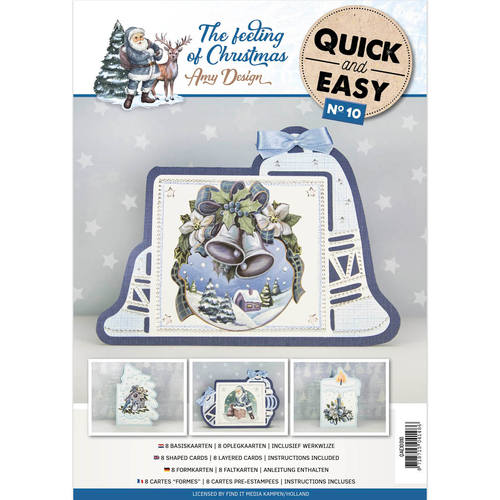 Amy Design - Quick and Easy 10 - The feeling of Christmas