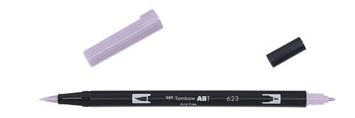 Tombow - Dual Brush Pen - purple sage