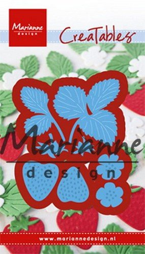 Marianne Design - Die - Creatables - Strawberries