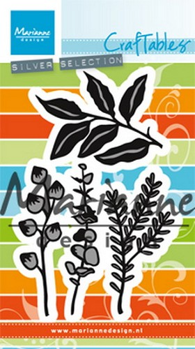 Marianne Design - Die - Craftables - Herbs & Leaves