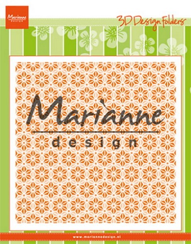 Marianne Design - 3D Design Folder - Japanese Star