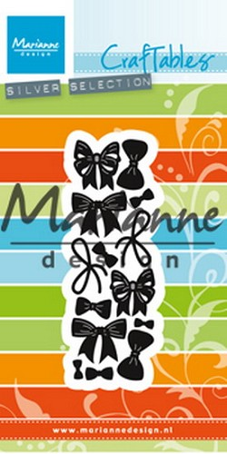 Marianne Design - Die - Craftables - Punch die bows