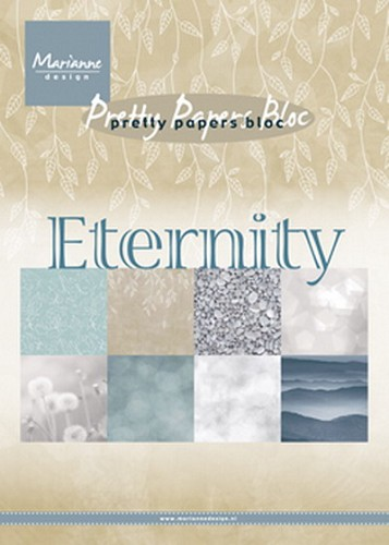 Marianne Design - Pretty Paper Bloc - Eternity