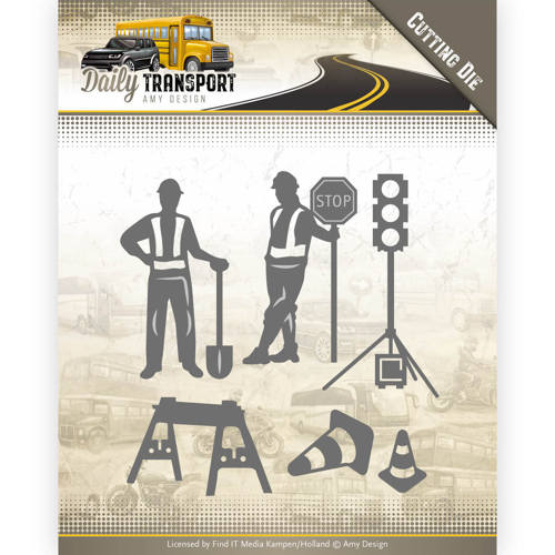 Amy Design - Die - Daily Transport - Road Construction