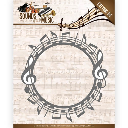 Amy Design - Die - Sounds of music - Music border