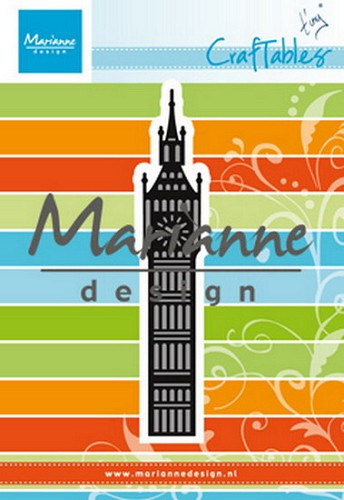 Marianne Design - Die - Craftables - Big Ben
