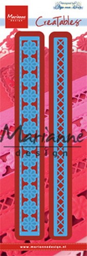 Marianne Design - Die - Creatables - Anja`s Long Border