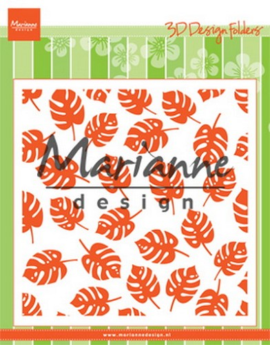 Marianne Design - 3D Design Folder - Tropical Leaves