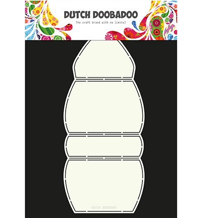 Dutch Doobadoo - Box Art - Bag A4