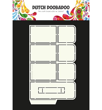 Dutch Doobadoo - Box Art - PopUp Box A4