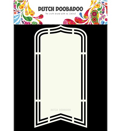 Dutch Doobadoo - Shape Art - A5 Bookmark 2