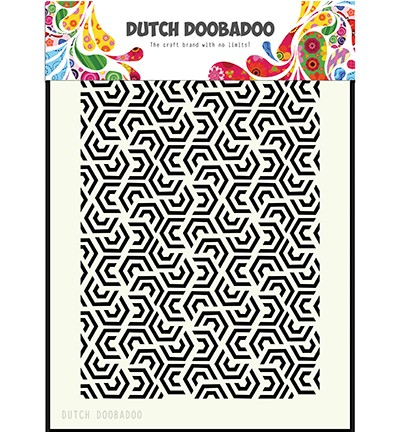 Dutch Doobadoo - Mask Art - Leaves A5