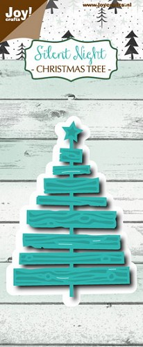 Joy!Crafts - Die - Deco Kerstboom