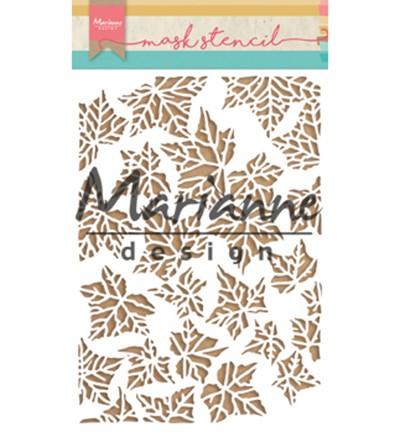 Marianne Design - Mask stencil - Tiny`s Leaves