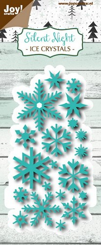 Joy!Crafts - Die - Ice Cristals