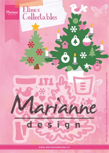 Marianne Design - Die - Collectables - Eline`s Christmas Tree