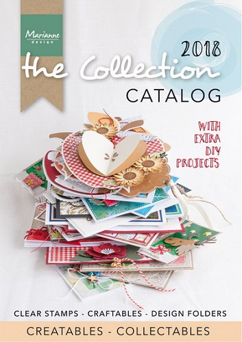 Marianne Design - Catalogus - The Collection 2018