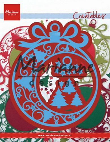 Marianne Design - Die - Creatables - Christmas Ornament