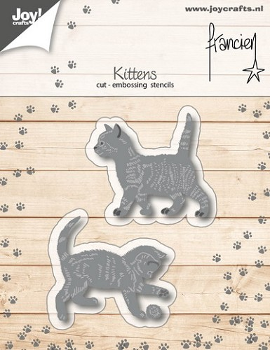 Joy!Crafts - Die - Franciens Kittens