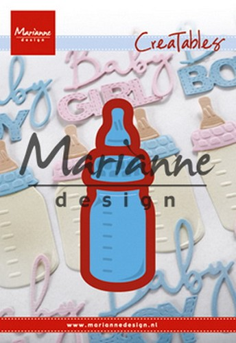 Marianne Design - Die - Creatables - Baby Bottle
