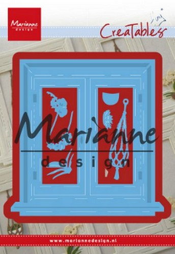 Marianne Design - Die - Creatables - Tiny`s Window