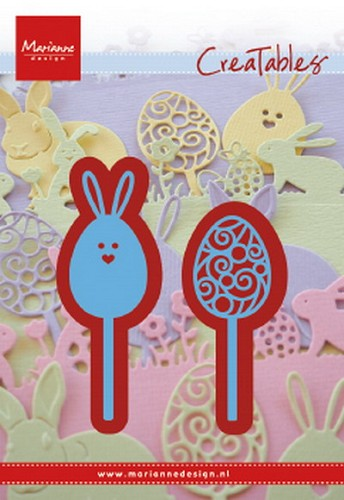 Marianne Design - Die - Creatables - Easter Pins