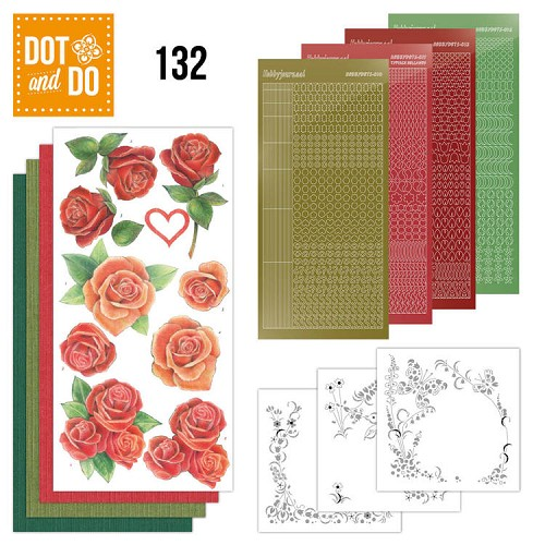 Dot and Do 132 - Roses