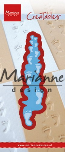 Marianne Design - Die - Creatables - Footprints