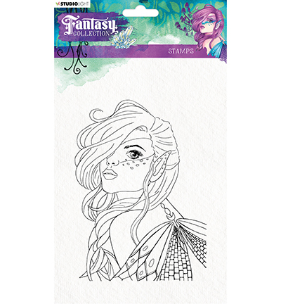 Studio Light - Clearstamp - Fantasy Collection - FC372